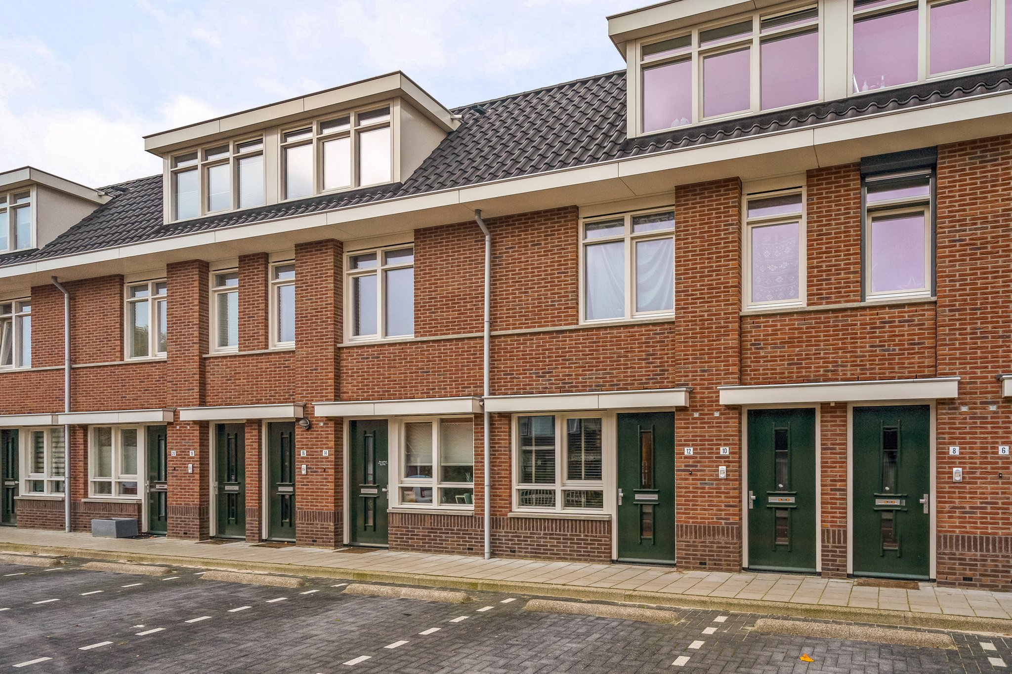 Anna-Hoevestraat 12 in Brielle